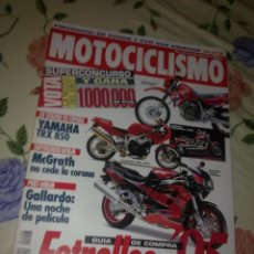 Coches y Motocicletas: MOTOCICLISMO Nº 1.405 ENERO 95. GUIA DE COMPRA ESTRELLAS DEL 95. GALLARDO. UNA NOCHE DE PELICULA.. Lote 39931236