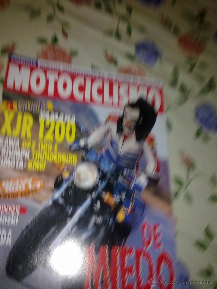 MOTOCICLISMO Nº 1411 MAR 95. 4 EXCLUSIVAS YAMAHA XJR . KAWA. GPZ. TRIUMPH. BIMOTA.BVW (Coches y Motocicletas - Revistas de Motos y Motocicletas)