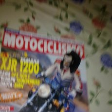 Coches y Motocicletas: MOTOCICLISMO Nº 1411 MAR 95. 4 EXCLUSIVAS YAMAHA XJR . KAWA. GPZ. TRIUMPH. BIMOTA.BVW. Lote 39931559