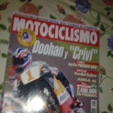 Coches y Motocicletas: MOTOCICLISMO Nº 1415 ABRIL 95. HONDA SHADOW 1100 ACE. KAWASAKI VULCAN 800. SUZUKI INTRUDER 600. Lote 53805448