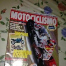Coches y Motocicletas: MOTOCICLISMO Nº 1417 ABR 95 EL ULTIMO CAWBOY . BMW F 650. KAWASAKI KLR 50. YAMAHA XT 650. ESP 2ª MA. Lote 39932179