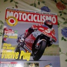 Coches y Motocicletas: MOTOCICLISMO Nº 1418 MAY 95 DILUVIO EN SUZUKA VUELVE PUIG. PRESENTACION APRILIA MOTO 6.5 YAMAHA BW 5. Lote 53805439