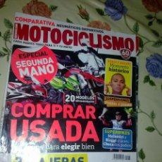 Coches y Motocicletas: MOTOCICLISMO Nº 2264 JUL 2011. ESPECIAL SEGUNDA MANO 20 MODELOS RECOMENDADOS COMPRAR USADA CONSEJOS . Lote 39932634