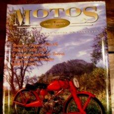 Coches y Motocicletas: REVISTA MOTOS DE AYER Nº 31. Lote 150994869