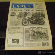 Coches y Motocicletas: LA VIE DE LA MOTO Nº 116 - COUPES M OTO LEGENDE -. Lote 40283965