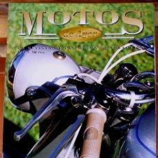 Coches y Motocicletas: REVISTA MOTOS DE AYER Nº 18. Lote 46772946