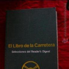 Coches y Motocicletas: GRAN LIBRO DE LA CARREWTERA, CARTOGRAFIA FIRESTONES, DEL READERS DIGEST. Lote 35340953