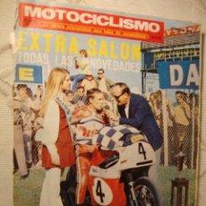Coches y Motocicletas: REVISTA MOTO MOTOS MOTOCICLISMO Nº AÑO EN PORTADA. Lote 41692771