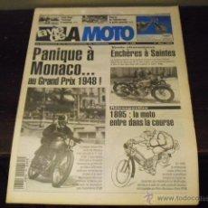 Coches y Motocicletas: LA VIE DE LA MOTO Nº 160 -GRAN PRIX MONACO 1948 - PRUEBA SCOOTER RUMI SCOIATTOLO 1951 -. Lote 41779134