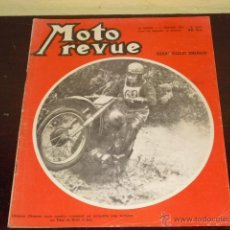Coches y Motocicletas: MOTO REVUE Nº 1.219 - ENERO DE 1.955 - PRUEBA GUZZI ZIGOLO 100 C.C. -DOUGLAS DRAGONFLY -. Lote 42578189