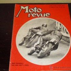 Coches y Motocicletas: MOTO REVUE Nº1946- AÑO 1969 - HERRERO-OSSA 250- -GUS KUHN 750 -NIETO CAMPEON DEL MUNDO-. Lote 42675211