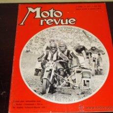 Coches y Motocicletas: MOTO REVUE Nº 1935- AÑO 1969 - PRUEBAS SUZUKI T 500 Y T 125 - TOURIST-TROPHY -. Lote 42697070