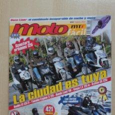 Coches y Motocicletas: REVISTA MOTO FACIL Nº 47 - FEBRERO 2010. Lote 43025620