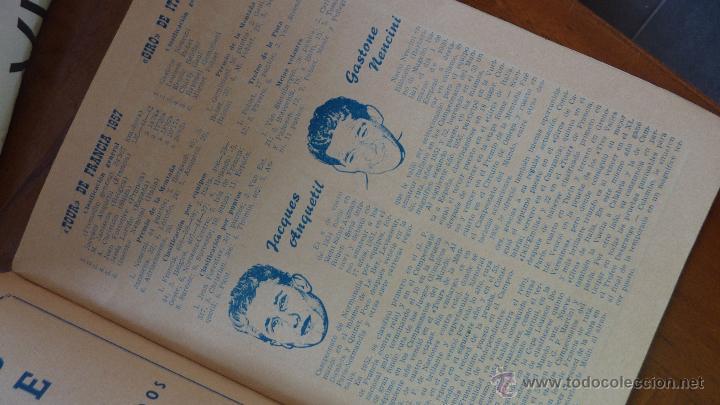 Coches y Motocicletas: Revista PISTA Y RUTA Ciclismo Motorismo y Automovilismo 1957 motociclismo cocacola Derby Mobilette - Foto 8 - 43409370
