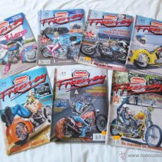 Coches y Motocicletas: FREEWAY MAGAZINE - LOTE DE 7 REVISTAS. Lote 43477570