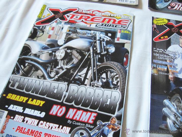 Coches y Motocicletas: 3 REVISTAS DE MONDO BIKER + 3 REVISTAS DE XTREME BIKES - Foto 3 - 43478116