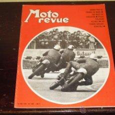 Coches y Motocicletas: MOTO REVUE Nº 1981 AÑO 1970 - GRAN PRIX DE FRANCE-PRUEBA BMW R69S-NORTON COMMANDO FASTBACK-. Lote 43520049