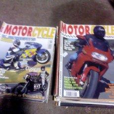 Coches y Motocicletas: LOTE DE 27 REVISTAS MOTO MOTORCYCLE. Lote 44466612