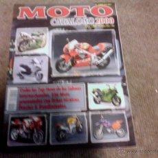 Coches y Motocicletas: REVISTA MOTO CATALOGO 2000. Lote 44467295