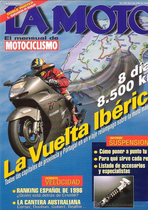 LA MOTO 80 (Coches y Motocicletas - Revistas de Motos y Motocicletas)