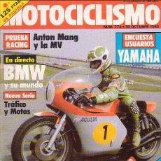 Coches y Motocicletas: MOTOCICLISMO 774. Lote 44656134