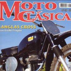 Coches y Motocicletas: MOTO CLASICA 39. Lote 44657322