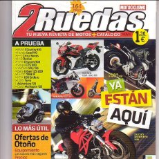 Coches y Motocicletas: 2 RUEDAS 6. Lote 44679087
