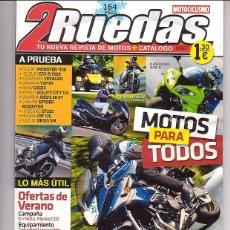 Coches y Motocicletas: 2 RUEDAS 7. Lote 44679099