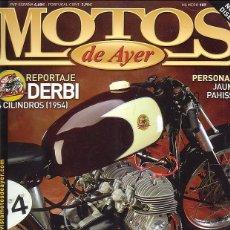 Coches y Motocicletas: MOTOS DE AYER 107. Lote 44679946