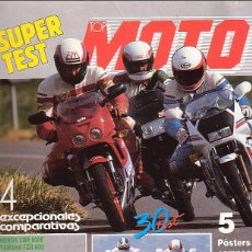 Coches y Motocicletas: TOP MOTO - SUPER TEST. Lote 44680898