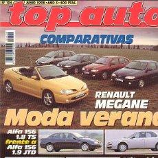 Coches y Motocicletas: TOP MOTO 90 - TOP AUTO 104 - JUNIO 1998. Lote 44681147