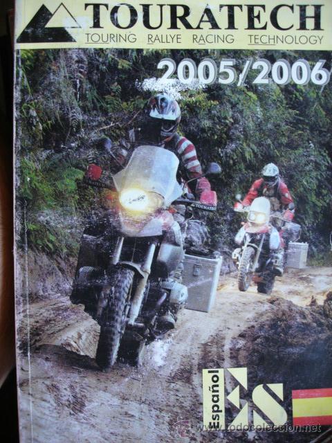 TOURATECH 2005/2006.EN ESPAÑOL 672 PG MOTOS (Coches y Motocicletas - Revistas de Motos y Motocicletas)