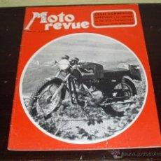 Coches y Motocicletas: MOTO REVUE N º 2038 - AÑO 1971 - PRUEBA TRIUMPH BONNEVILLE SPECIAL - BOL D'OR -. Lote 45304339