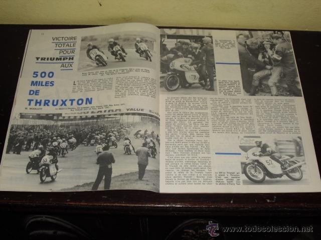 Coches y Motocicletas: MOTO REVUE N º 1934 - AÑO 1969 - 500 MILLAS DE TRUXTON - PRUEBA HONDA 450 CB - - Foto 3 - 45304411