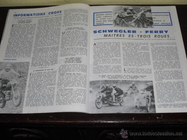 Coches y Motocicletas: MOTO REVUE N º 1934 - AÑO 1969 - 500 MILLAS DE TRUXTON - PRUEBA HONDA 450 CB - - Foto 5 - 45304411