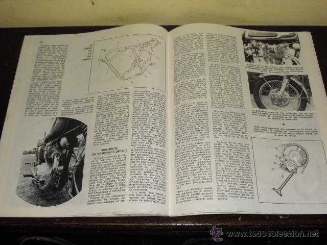 Coches y Motocicletas: MOTO REVUE N º 1934 - AÑO 1969 - 500 MILLAS DE TRUXTON - PRUEBA HONDA 450 CB - - Foto 9 - 45304411