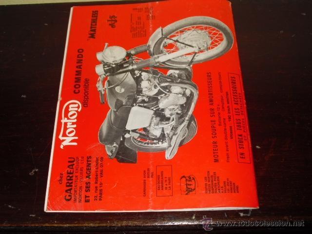 Coches y Motocicletas: MOTO REVUE N º 1934 - AÑO 1969 - 500 MILLAS DE TRUXTON - PRUEBA HONDA 450 CB - - Foto 10 - 45304411