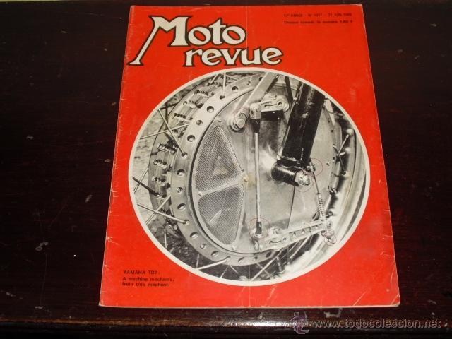 MOTO REVUE N º 1937 AÑO 1969 - TOURIST TROPHY 1969 - PRUEBA NUEVA MZ 250 - (Coches y Motocicletas - Revistas de Motos y Motocicletas)