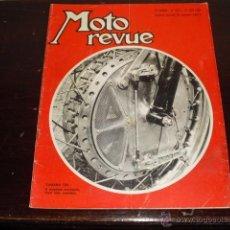 Coches y Motocicletas: MOTO REVUE N º 1937 AÑO 1969 - TOURIST TROPHY 1969 - PRUEBA NUEVA MZ 250 -. Lote 45304449