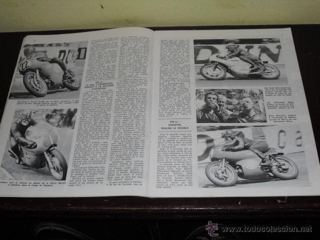 Coches y Motocicletas: MOTO REVUE N º 1937 AÑO 1969 - TOURIST TROPHY 1969 - PRUEBA NUEVA MZ 250 - - Foto 4 - 45304449