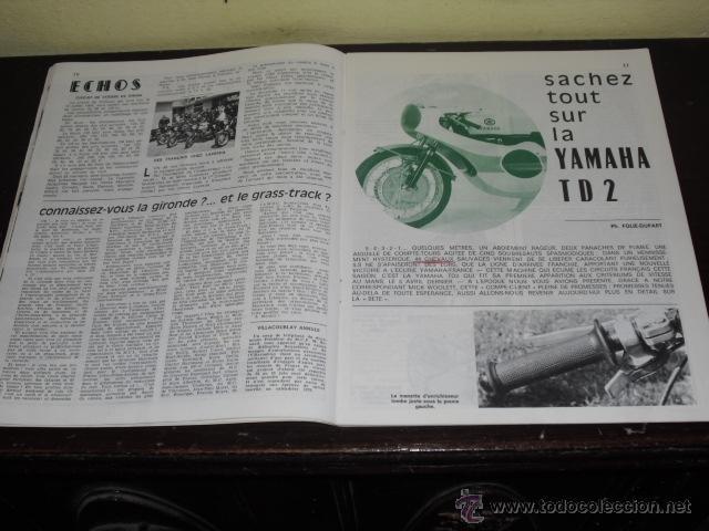 Coches y Motocicletas: MOTO REVUE N º 1937 AÑO 1969 - TOURIST TROPHY 1969 - PRUEBA NUEVA MZ 250 - - Foto 5 - 45304449
