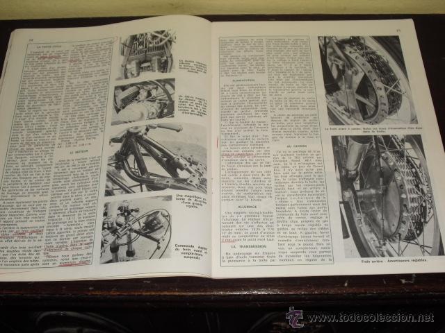 Coches y Motocicletas: MOTO REVUE N º 1937 AÑO 1969 - TOURIST TROPHY 1969 - PRUEBA NUEVA MZ 250 - - Foto 6 - 45304449