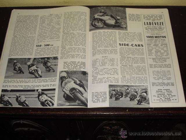 Coches y Motocicletas: MOTO REVUE N º 1937 AÑO 1969 - TOURIST TROPHY 1969 - PRUEBA NUEVA MZ 250 - - Foto 9 - 45304449