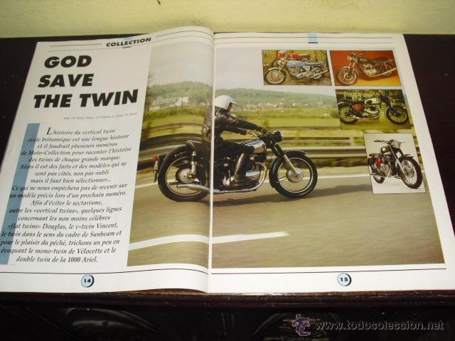 Moto Collection Num 6 Ossa Spq 255 God Sav Sold Through