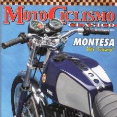 Coches y Motocicletas: MOTOCICLISMO CLASICO N. 143 AGOSTO 2014 (NUEVA). Lote 82203894