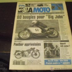 Coches y Motocicletas: LA VIE DE LA MOTO Nº 143 - ANNIVERSAIRE SURTEES A BRANDS HATCH - . Lote 45809702