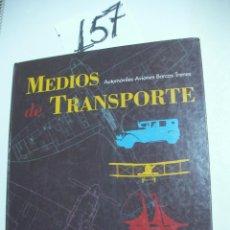 Coches y Motocicletas: MEDIOS DE TRANSPORTE - AUTOMOVILES, AVIONES, BARCOS, TRENES. Lote 45896785