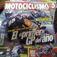 Coches y Motocicletas: REVISTAS MOTOCICLISMO Nº 1722 SEPTIEMPRE 2001. Lote 46179476