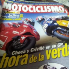Coches y Motocicletas: REVISTAS MOTOCICLISMO Nº 1738 SEPTIEMPRE 2001. Lote 46179585
