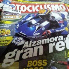 Coches y Motocicletas: REVISTAS MOTOCICLISMO Nº 1716 SEPTIEMPRE 2001. Lote 46179616